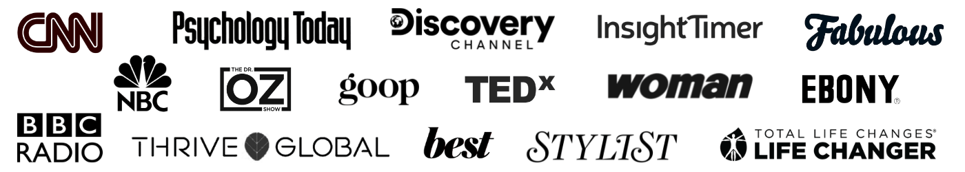 Logos where speakers have been featured